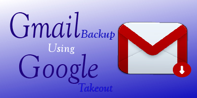 Gmail Data Backup