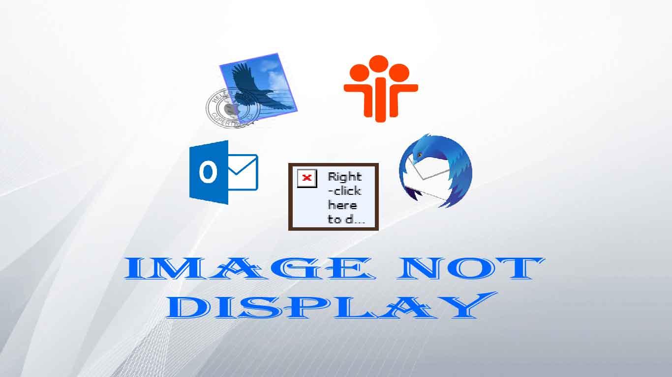 image not display
