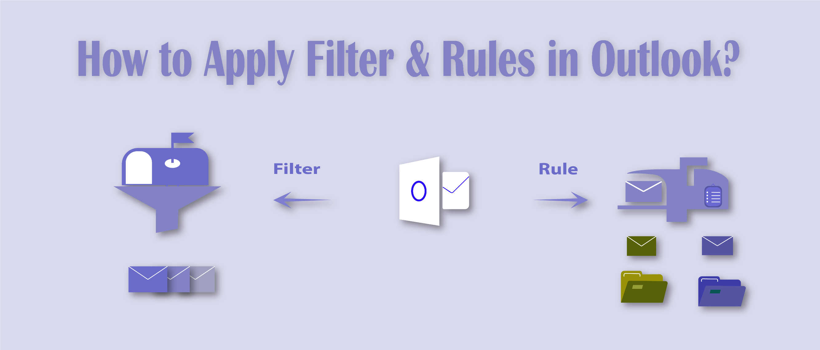 create filter in Outlook