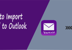 import yahoo mail in outlook